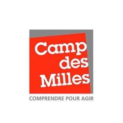 camp des milles logo